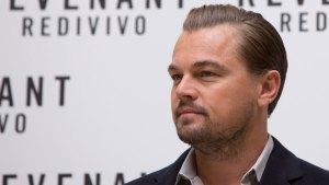 DiCaprio, Supermodel Girlfriend in Hamptons Fender-Bender