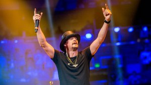 Kid Rock Donates Merchandise Money for Voter Registration