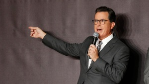 CBS Signs Stephen Colbert to 3-Year Extension