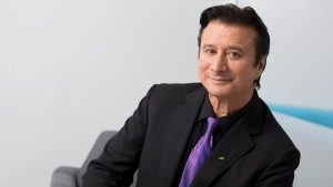 A Broken Heart Reignites Steve Perry's Love For Music