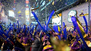 2 Million in Times Square for New Year's? Experts Say No Way