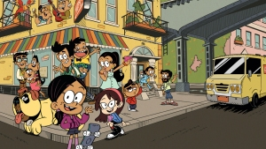 'The Casagrandes' Extols Mexican American Life Via Animation