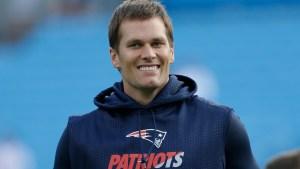 Tom Brady Breaks Into His Kids' Halloween Candy Stash