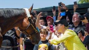 American Pharoah's Triple Crown Gives Racing a Boost