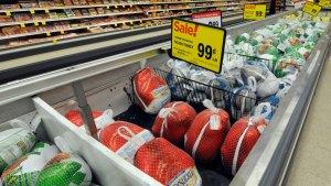 Fear Not: You'll Get Your Thanksgiving Turkey, Pumpkin Pie