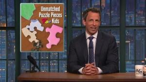 Seth Skewers the Bad Sponsors of 'Late Night'