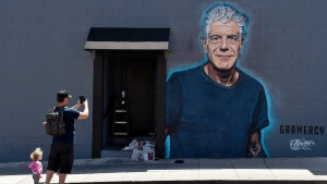 Bourdain Had No Narcotics in His Body at Time of Death