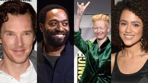 Celebs at San Diego 2016 Comic-Con