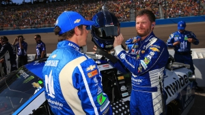 Dale Earnhardt Jr. Prepares For Final Homestead Run