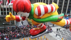 Coldest Macy's Thanksgiving Day Parade Ever Marched On