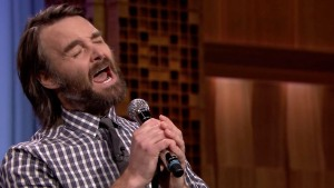 "Will Forte Sings Ode to His Beard on ""Tonight"""