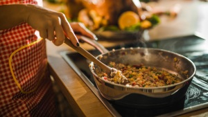 Thanksgiving Is the Worst Day of the Year for Home Fires