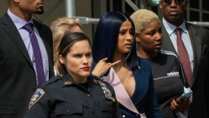 Cardi B Pleads Not Guilty to 12 Counts in NYC Club Fight