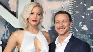 'X-Men' Packs a Punch for Lawrence and McAvoy