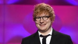 Singer Ed Sheeran Announces Engagement on Instagram