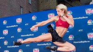 Superwoman: Graf Makes 'American Ninja Warrior' History