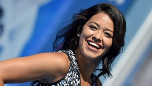 Gina Rodriguez Apologizes for Using N-word While Singing