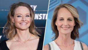 Helen Hunt Mistaken for Jodie Foster at Starbucks