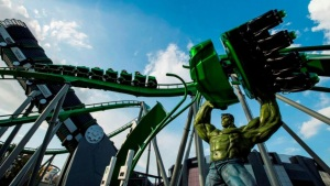 Islands of Adventure Named Best Theme Park in the World