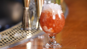 Fall Cocktail Recipe: 'I Won't Bite'