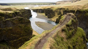 Blame It on Bieber: Iceland Canyon Too Popular With Visitors