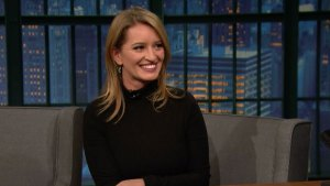'Late Night': Katy Tur Talks Trump's Policy Waffling