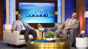 Harvey Sits Down with Former NFL QB Kordell Stewart