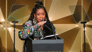 Missy Elliott, in Tears, Gets Inducted Into Songwriters Hall