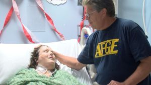 Hospital Wedding Fulfills Dying Wish