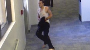 Inmate's Escape From Courthouse Caught on Camera