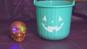 Teal Pumpkin Project Encourages Safe Trick-Or-Treating