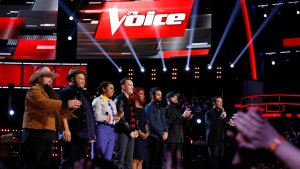 'The Voice': Final Four Revealed