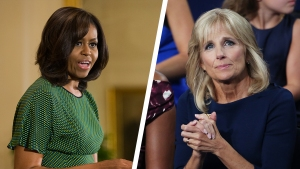 Michelle Obama, Jill Biden Are Headed to 'The Voice'