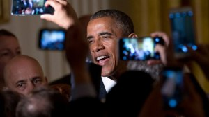 Obama Hosts Final Cinco de Mayo Reception at White House