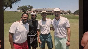 'Tonight': Anthony Anderson Lost $300 to Obama in Golf Game