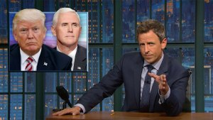 'Late Night': A Closer Look at Pence's NFL 'Stunt'