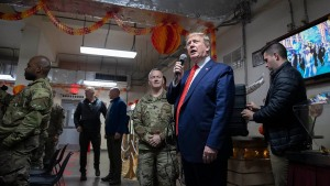 How White House Carried Out Trump's Secret Afghan Trip