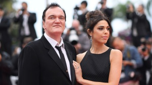 Tarantino Is Back in Cannes, 25 Years After 'Pulp Fiction'