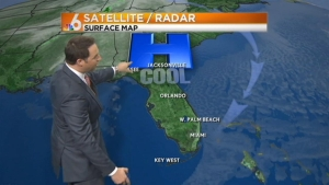 Weather: Cool Start, Rapid Warmup Thursday