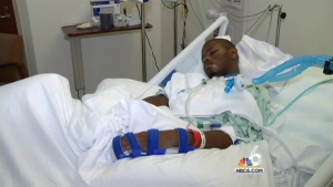 Son of Miami Beach Cop Left Fighting for His Life