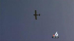 Small Plane Crashes Off Star Island