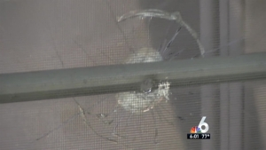 Man Shot After Miramar Home Riddled With Bullets