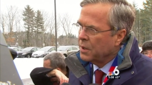 NBC 6 in New Hampshire on Primary Day