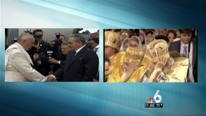 Pope and Patriarch to Meet in Cuba