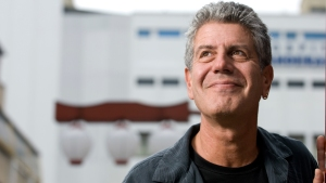 Bourdain's Home State Honors Late Chef With NJ Food Trail