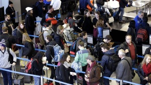 Thanksgiving Travel Is at Highest Since Pre-Recession