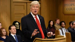 I'll Be Back: Baldwin to Return Trump Impersonation to 'SNL'