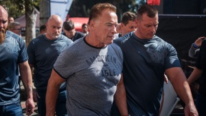 Arnold Schwarzenegger Assaulted During Event in South Africa