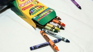 Feeling Blue? Crayola Needs Your Help Naming New Crayon