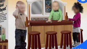 Outrage Sparked on Social Media Over Fake 'Baby Bar' Product